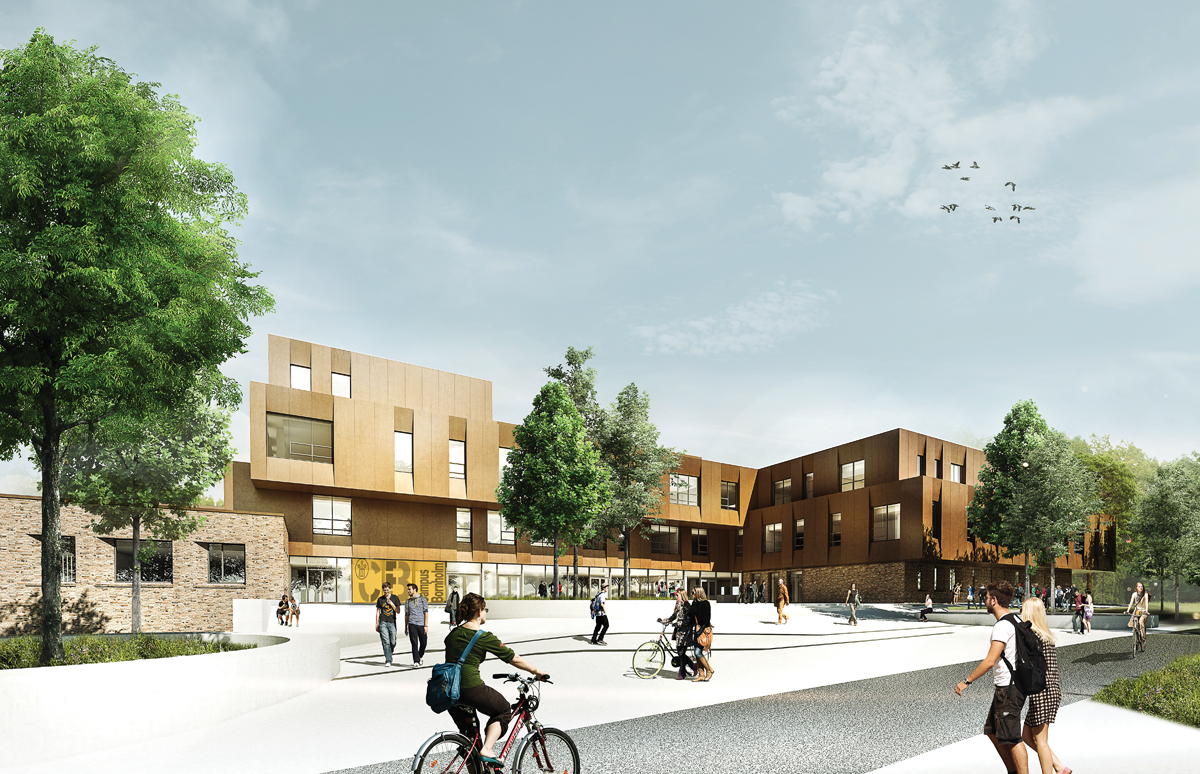 Campus Bornholm