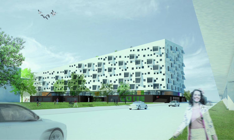 4D Bæredygtigt byggeri i Ørestad
