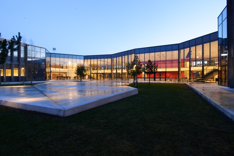 Udvidelse af Herning Gymnasium