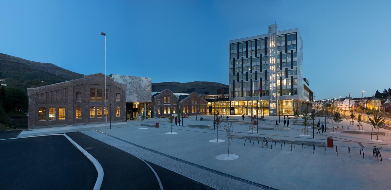 HIB – Høgskolen i Bergen