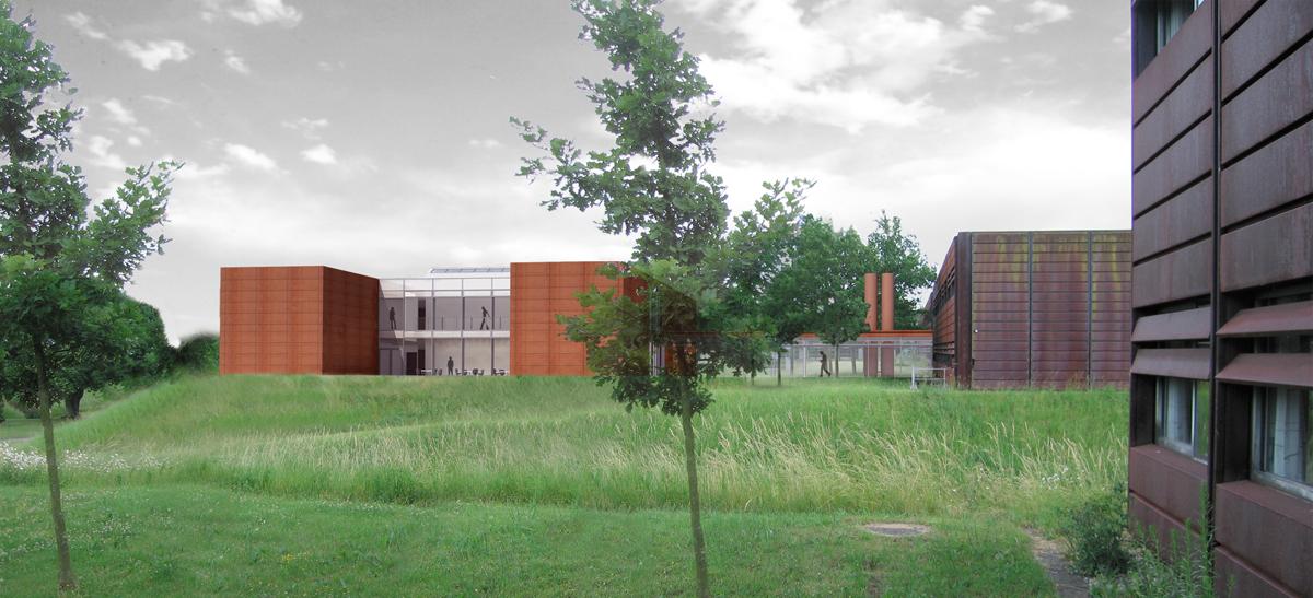 OU38 - Undervisningsbygning Institut for ???, Syddddansk Universitet