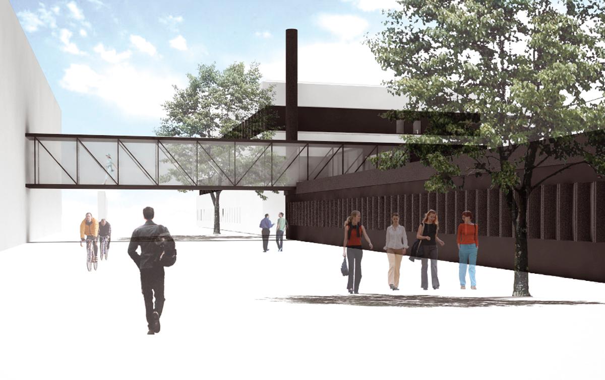 WP17 - Tilbygning Retsmedicinsk Institut, Syddansk Universitet