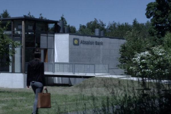 "DR's tv-serie ""Bedrag"" er optaget i Søhuset"