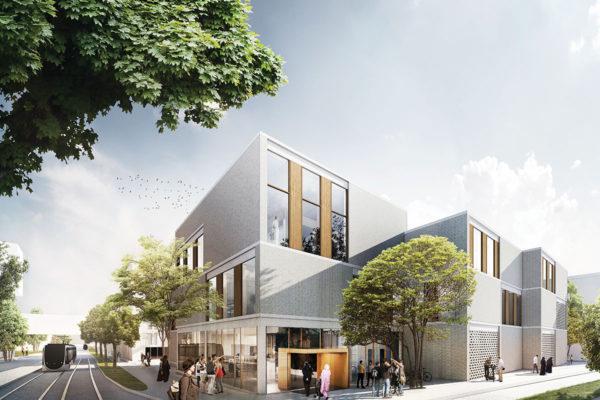 Cubo vinder konkurrence om en ny administrationsbygning til Brabrand Boligforening