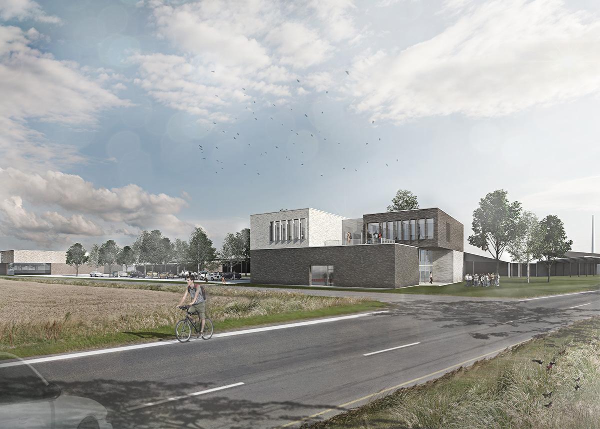 Cubo tegner nye faciliteter til Randers Tegl