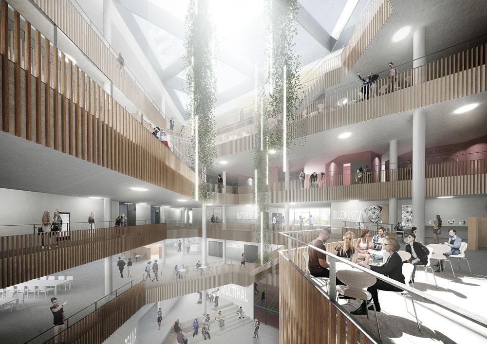 UC SYD - Ny Campus Kolding